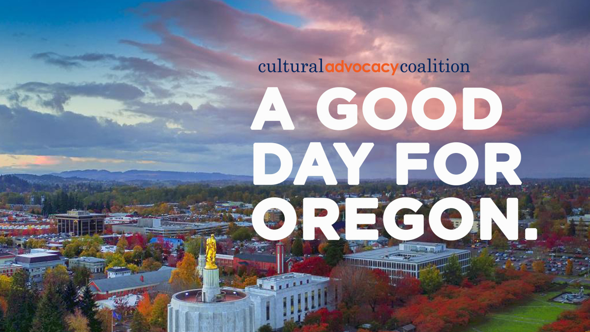 good day for Oregon