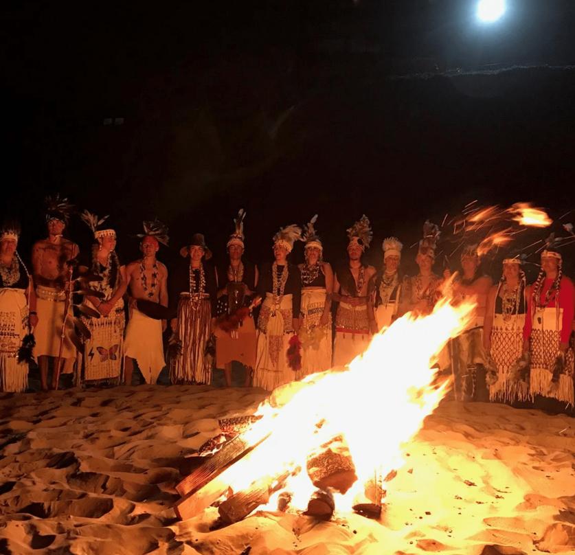 Siletz Tribal Arts & Heritage Center tribal photo